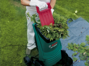 Садовых измельчителей